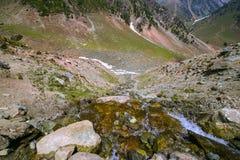 Himalayan sceniskt Royaltyfria Bilder