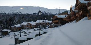 Himalayan semesterorter arkivfoton