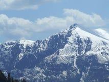 Himalayan snow peak Royalty Free Stock Photo