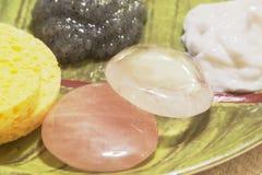 Himalayan Spa Stones Royalty Free Stock Image