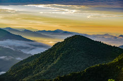 Himalayan Sunrise Stock Photo