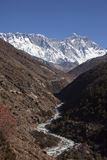 Himalayan valley Stock Images