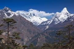 Himalayas Imagem de Stock