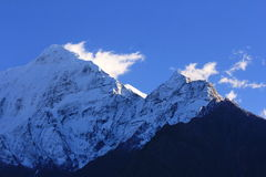 himalayas Imagem de Stock Royalty Free
