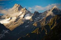 Himalayas de Tibet Imagem de Stock Royalty Free