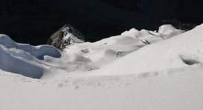 Himalayas glacier Royalty Free Stock Photos