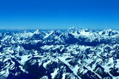 The himalayas and the k2 Stock Images
