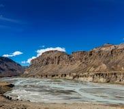 Himalayas landscape Stock Photo