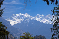 Himalayas landscape, Nepal Royalty Free Stock Photography