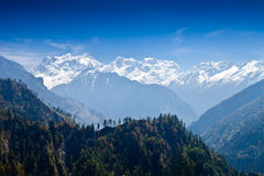 Himalayas landscape, Nepal Royalty Free Stock Images