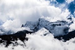 Himalayas landscape in Nepal Royalty Free Stock Photos