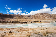 Himalayas landscape Royalty Free Stock Photos