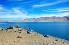 Himalayas landscape Royalty Free Stock Images