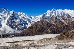 Himalayas mountain landscape Stock Image