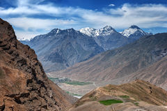 Himalayas Stock Photography