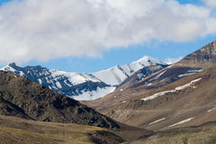 Himalayas mountains. Himalayas mountain in province Ladakh. India Stock Photography
