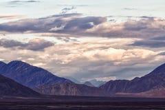 Himalayas mountains. Himalayas mountain in province Ladakh. India Stock Photos