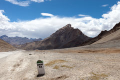 Himalayas mountains. Himalayas mountain in province Ladakh. India Royalty Free Stock Images