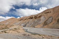 Himalayas mountains. Himalayas mountain in province Ladakh. India Stock Image