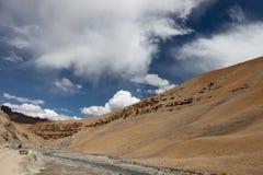 Himalayas mountains. Himalayas mountain in province Ladakh. India Royalty Free Stock Photography