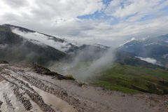 Himalayas mountains. Himalayas mountain in province Ladakh. India Royalty Free Stock Image