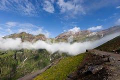 Himalayas mountains. Himalayas mountain in province Ladakh. India Stock Images