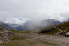Himalayas mountains. Himalayas mountain in province Ladakh. India Stock Photo