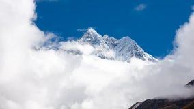 Himalayas mountains Royalty Free Stock Photo