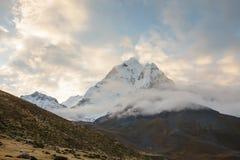 Himalayas mountains Stock Photo