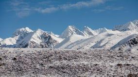 Himalayas mountains Stock Images