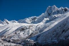 Himalayas mountains Stock Photography