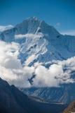 Himalayas mountains Stock Image