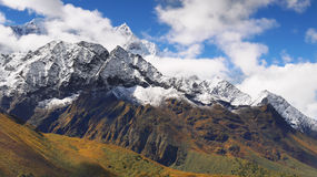 Himalayas,  Mountains Royalty Free Stock Photo