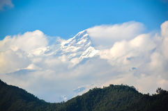 Himalayas mountains. Himalaya tibet nepal india outdoor hiking everest Stock Photography