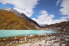 Himalayas Mountains Lake Royalty Free Stock Photography
