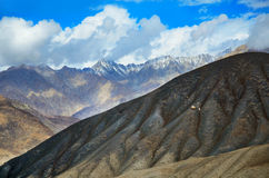 Himalayas mountains Stock Photos