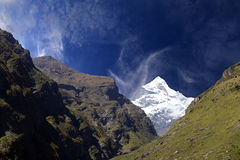 The Himalayas Stock Image