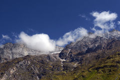 The Himalayas Royalty Free Stock Photography