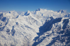 Himalayas, Nepal Royalty Free Stock Photos