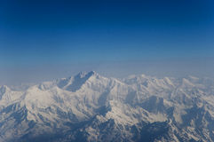 Himalayas - Nepal Stock Photo