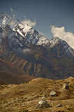 Himalayas in Nepal Stock Images