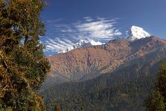 Himalayas. Nepal Royalty Free Stock Photography