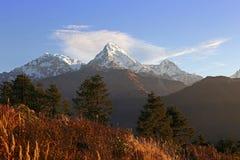 Himalayas. Nepal Stock Photography