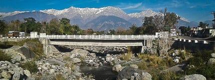 Himalayas panorama, Dharamshala, India Stock Photography