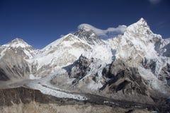 The Himalayas range Stock Photography