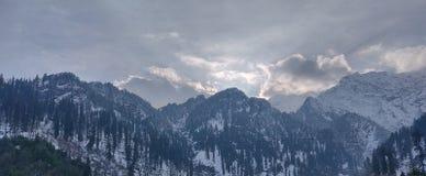 The Himalayas at Rohtang royalty free stock photography