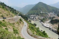 Himalayas Tour Royalty Free Stock Photo