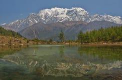 Himalayas Stock Photo