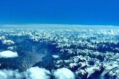 Himalayasna med k2en Royaltyfri Foto