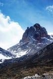 Himalchuli Lizenzfreies Stockbild